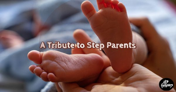 A TRIBUTE TO STEP PARENTS