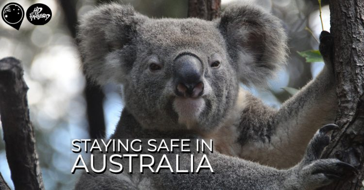 safety in australia